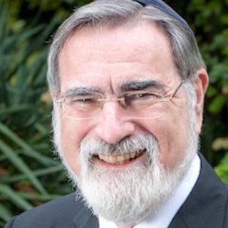 Rabbi Sir Jonathan Sacks